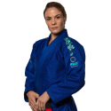 Fuji Sports Gi Blue Blossom #7017