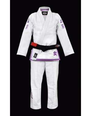 Женское Ги Fuji Sports Sekai Women's BJJ Gi Purple