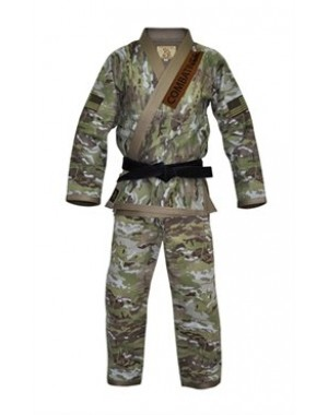 Кимоно Fuji Sports Combatives BJJ Gi Multi-Camo