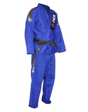 Кимоно Fuji Sports Kassen II BJJ Gi Blue #9102