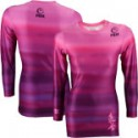 Fuji Sports Haiku Women's Rash Guard - Pink #2406