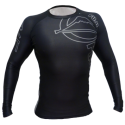 рашгард FUJI Inverted Long Sleeve Rashguard, #1500