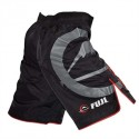 Fuji Sports Kassen MMA Shorts Black #2010