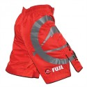 Fuji Sports Kassen MMA Shorts Red #2010