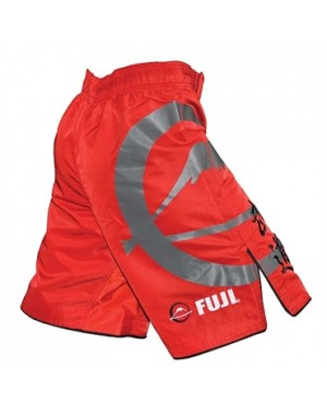 Шорты Fuji Sports Kassen MMA Shorts Red