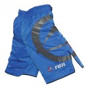 Fuji Sports Kassen MMA Shorts Blue #2010