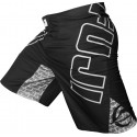 FUJI Inverted Board Shorts, Black, #2030