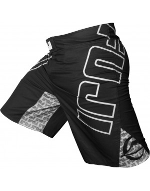 шорты для ММА FUJI Inverted Board Shorts, Black
