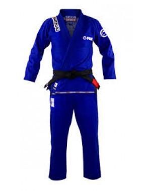 Fuji Sports Sekai 2.0 BJJ Gi Blue #8802R