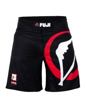 шорты для грэпплинга Sekai 2.0 IBJJF Grappling Shorts Black #2633