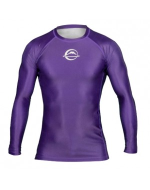 рашгард FUJI Baseline Ranked Rashguard Purple #2082