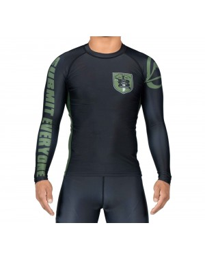 рашгард FUJI Submit Everyone Longsleeve Rashguard