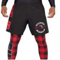 FUJI Lumberjack Match Shorts