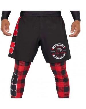 шорты FUJI Lumberjack Match Shorts