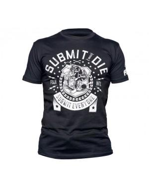 футболка фуджи Submit or Die T-Shirt