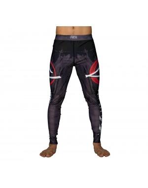 компрессионные штаны для борьбы FUJI Mount Spats
