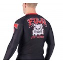 FUJI Bull Dog Long Sleeve Rashguard
