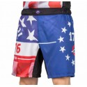Fuji Americana 1776 Fight Shorts
