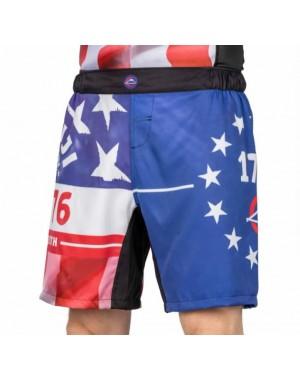 шорти Fuji Americana 1776 Fight Shorts