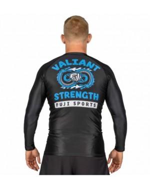 рашгард Fuji Valiant Strength Long Sleeve Rashguard Blue