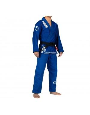 купить кимоно Submit Everyone BJJ Gi Blue