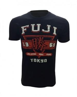 футболка Fuji Sports 1969 T-Shirt Black