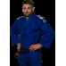 кимоно для дзюдо FUJI Sports Deluxe Blue Judo Gi