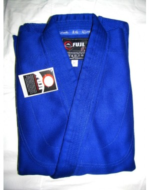 Кимоно Fuji Sports Double Weave Judo Gi Blue