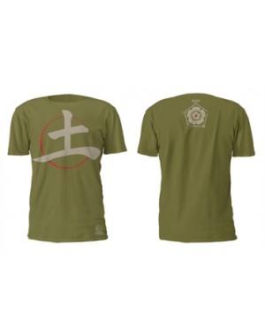 футболка Го Рин Пять Элементов – Земля