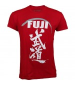 футболка Fuji Sports Budo T-Shirt Red #501